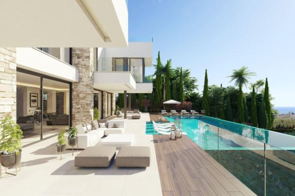 8 Bedroom, 11 Bathroom Villa For Sale in Los Flamingos, Benahavis