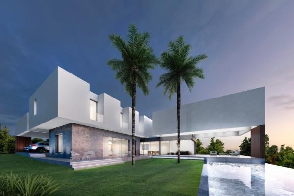 Sold: 5 Bedroom, 5 Bathroom Villa in Los Flamingos, Benahavis