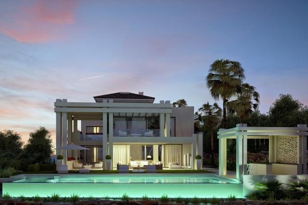 Sold: 5 Bedroom5, Bathroom Villa in Los Flamingos, Benahavis
