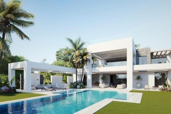 5 Bedroom, 5 Bathroom Villas For Sale in Flamingos 130, Los Flamingos, Benahavis