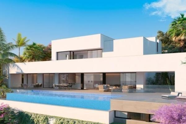 4 Bedroom4, Bathroom Villa For Sale in Los Flamingos Views, Benahavis