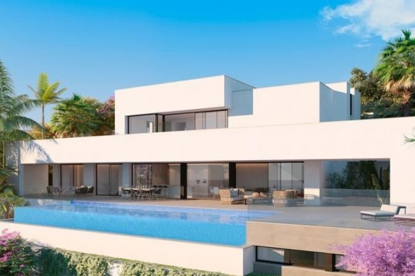 4 Bedroom, 4 Bathroom, Villa for Sale in Los Flamingos Views, Benahavis