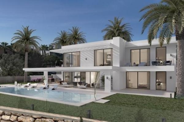 5 Bedroom7, Bathroom Villa For Sale in Villa Grebe, Los Flamingos, Benahavis
