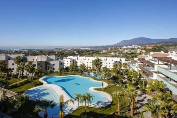 1 Bedroom1, Bathroom Apartment For Sale in Residencial Hoyo 19, Los Flamingos, Benahavis